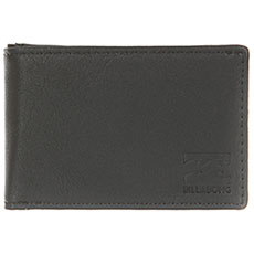 Мужской кошелек Billabong Revival Flip Wallet Black