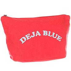 Косметичка женская Billabong Deja Blue Sunset Red