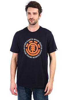 Мужская футболка Element Seal Eclipse Navy