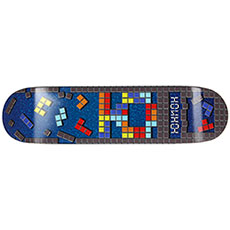 Дека для скейтборда Юнион Tetris Multi 31.625 x 8 (20.3 см)