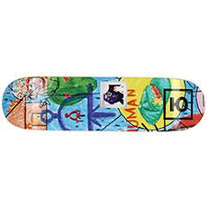Дека для скейтборда Юнион Chares Multi 32.2 x 8.375 (21.3 см)