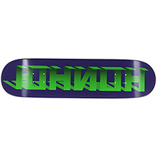 Дека для скейтборда Юнион Discocube Purple/Green 31 x 8 (20.3 см)