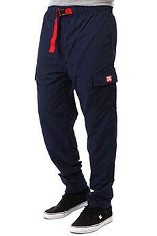 Штаны спортивные DC Rai Track Pant Dc Navy