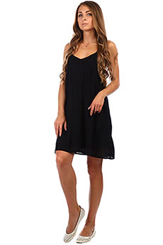 Платье женское Roxy Off We Godress True Black