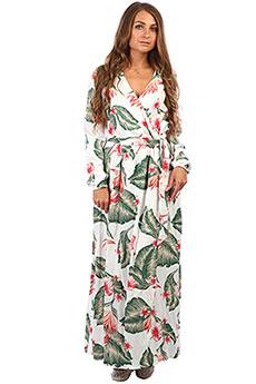 Платье женское Roxy Taste Of Tomorr Marshmallow Tropical