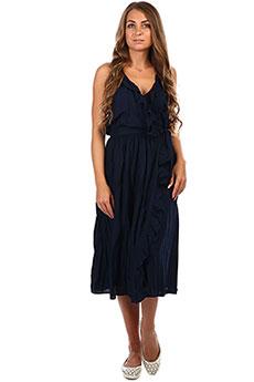 Платье женское Roxy Rooftop Sunrise Dress Blues