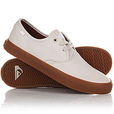 Кеды низкие QUIKSILVER Shorebreak Ii Tan - Solid