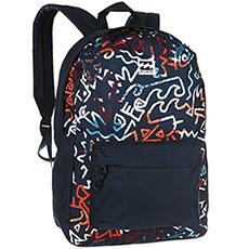 Мужской городской рюкзак Billabong All Day Pack Navy Coral