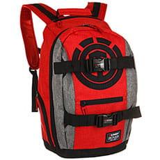 Мужской спортивный рюкзак Element Mohave Bpk Red Grid Htr