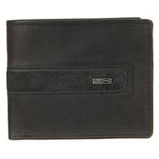 Мужской кошелек Billabong Dbah Leather Black
