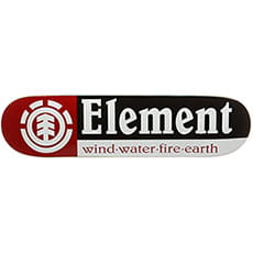 Дека для скейтборда Element Section Assorted 31.7 x 7.75 (19.7 см)