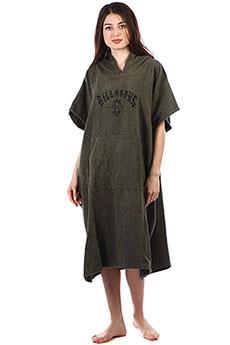 Пончо Billabong Hoodie Towel Military