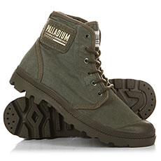 Ботинки высокие Palladium HI TC 2.0 Olive Night