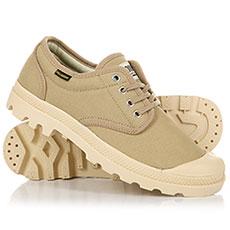 Ботинки низкие Palladium Pampa Ox Orig Sahara/Ecru