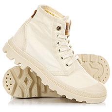 Ботинки высокие женские Palladium Hi Denim Marshmallow