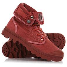 Ботинки высокие женские Palladium Baggy TC 2.0 Brick Dust