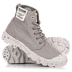 Ботинки высокие Palladium Hi Organic Ash