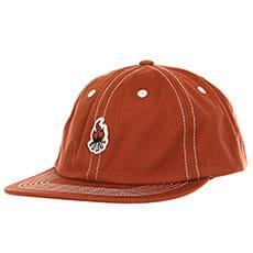 Бейсболка мужская с прямым козырьком Element Camp Cap Ginger Bread