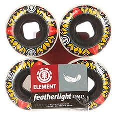 Колеса для скейтборда Element Feathers Assorted 98A 53 mm