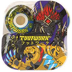 Колеса для скейтборда Footwork Bear Beast Multi 101A 53 mm