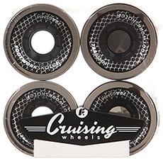 Колеса для скейтборда Footwork Fence Black 78A 65 mm