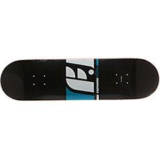 Дека для скейтборда Footwork Classic Logo Black 31.75 x 8.25 (21 см)