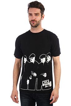Футболка Circa The heist Black 8383-16