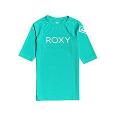 Гидрофутболка детская Roxy Fu Wa Ss Atlantis