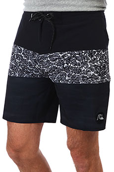 Шорты QUIKSILVER Acidsunbeach18 Black
