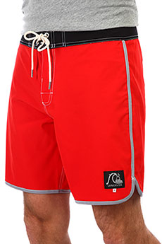 Шорты QUIKSILVER Hlscallop18 High Risk Red