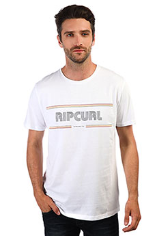 Футболка Rip Curl Mama Strokes Ss Tee Optical White