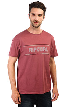 Футболка Rip Curl Mama Strokes Ss Tee Light Red