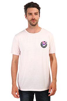 Футболка Rip Curl Tropic Topic Ss Vc Tee Light Pink