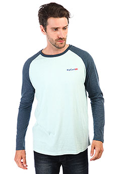 Лонгслив Rip Curl Shore Lines Ls Tee Light Blue