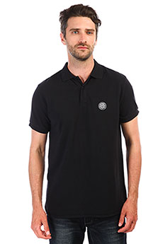 Поло Rip Curl Original Wetty Ss Polo Black