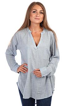 Блузка женская Rip Curl Koa Beach Shirt Blue