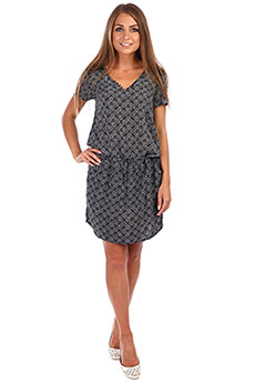 Платье Rip Curl Lost Coast Dress Black