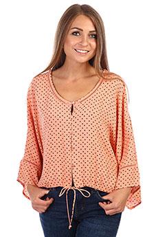 Блузка Rip Curl Misty Long Sleeve Shirt Peach Nectar