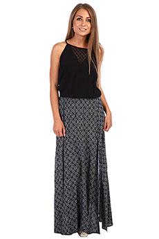 Платье женское Rip Curl Coast Infusion Maxi Dress Black