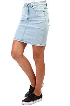 Юбка женская Rip Curl Classic Iii Denim Skirt Ice Blue