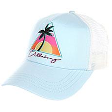 Бейсболка с сеткой Billabong Aloha Forever Poolside