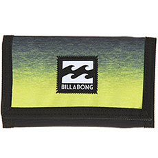 Кошелек Billabong Atom Wallet Neon Yellow