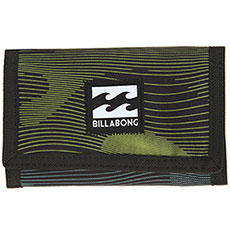 Кошелек Billabong Atom Wallet Black Sea