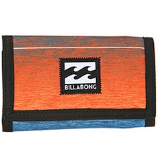 Кошелек Billabong Atom Wallet Orange