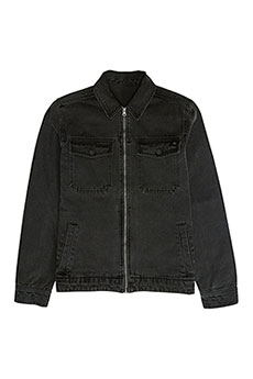 Куртка Billabong BARLOW LITE DENIM VINTAGE BLACK