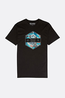 Футболка Billabong ACCESS TEE SS BLACK