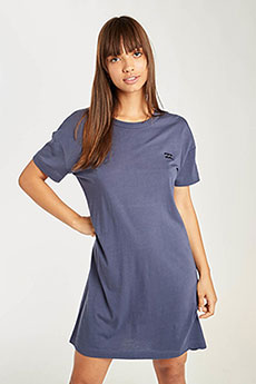 Платье женское Billabong Beach Day Dress Deja Blue