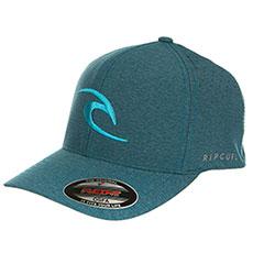 Мужская бейсболка классическая Rip Curl Phase Icon Curve Peak Cap Teal