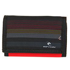 Мужской кошелек Rip Curl Mf Stripe Surf Red