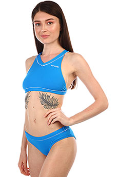 Женский бюстгальтер  Rip Curl Heat Waves Crop Brilliant Blue